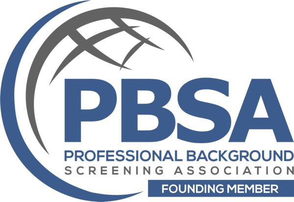 Professional Background Screening Association Founding Member